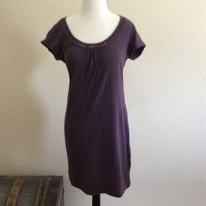 Banana Republic Women's dress. Size S color Purple
